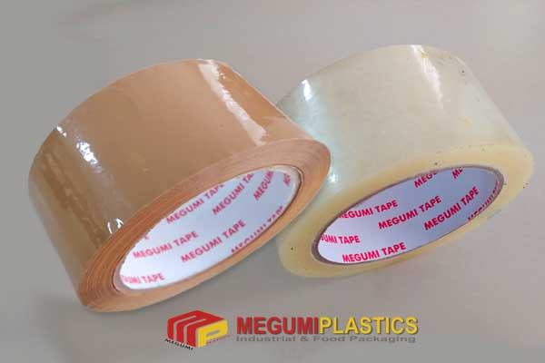 Mengenal OPP Tape – Lakban Industri Packaging