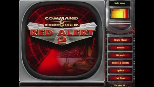 تحميل لعبة ريد اليرت  red alert 2