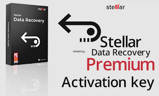 The Stellar data recovery premium activation key free professional crack Download [2020]