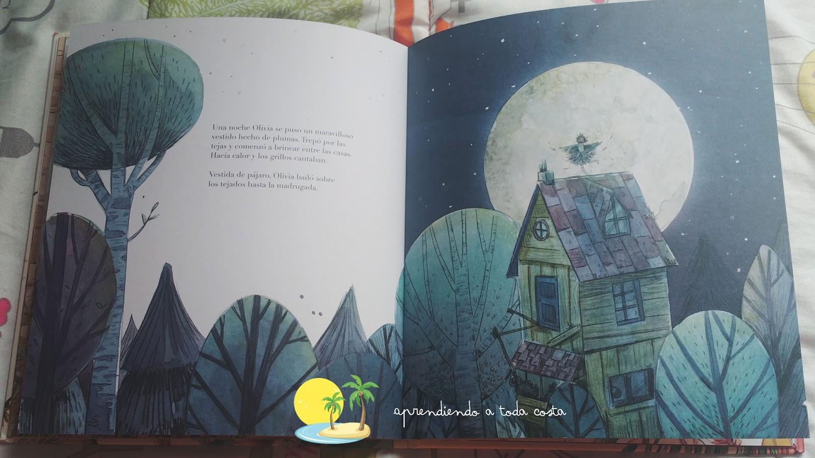 Detalle interior del libro