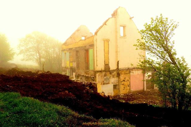maison en ruine cevennes