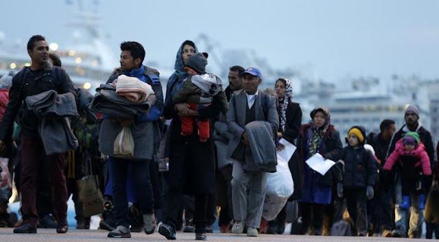 Τρία επίπεδα ανάλυσης του Μεταναστευτικού