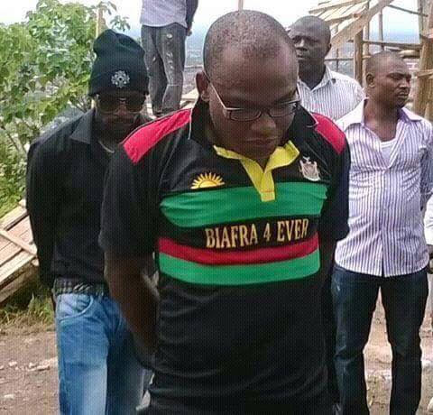 IPOB to pick arms for defense, says Nnamdi Kanu's brother