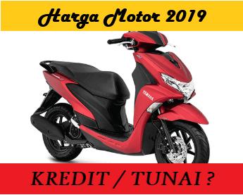 Harga motor 2019