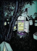Story illustration by Yuko Shimizu
