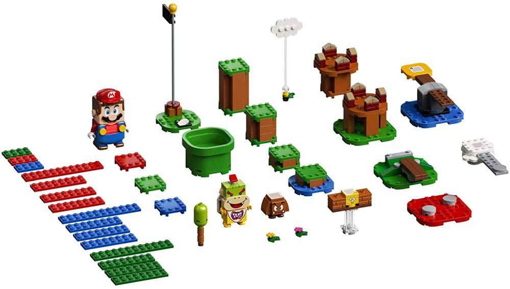 Лучшие коллекционные игрушки 2021 конструктор LEGO Super Mario