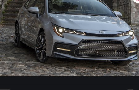 2020 Toyota Corolla iM CVT Review