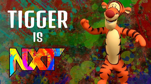 Tigger is NXT