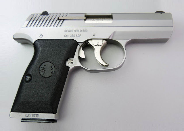 Pistola M380 Resolver - Cal. 380 ACP