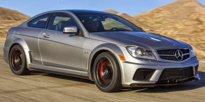 7 Mobil Sport Mercedes Benz Tercepat di Dunia