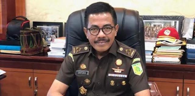 Wakil Jaksa Agung: Tolonglah, ICW Jangan Mikir Macam-macam Soal Kebakaran