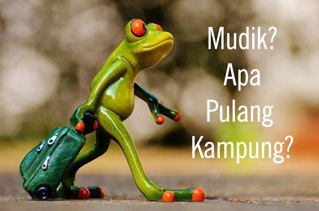 30 Kata Kata Bijak Lucu Pulang Kampung dan Mudik yang Kata Pak Jokowi Berbeda