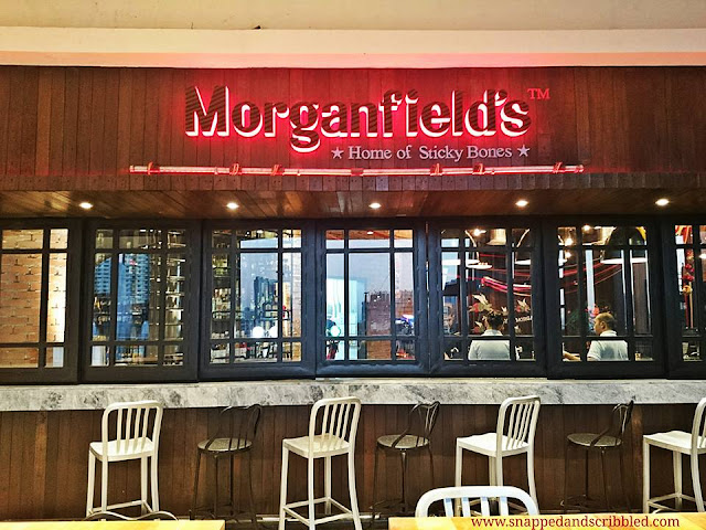 Home of Sticky Bones Now In Manila: My Morganfield's Philippines Dining Experience
