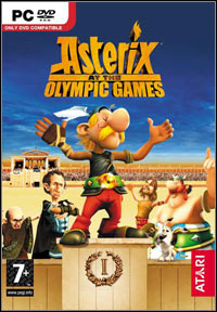 Descargar Asterix en los Juegos Olimpicos para pc full español.