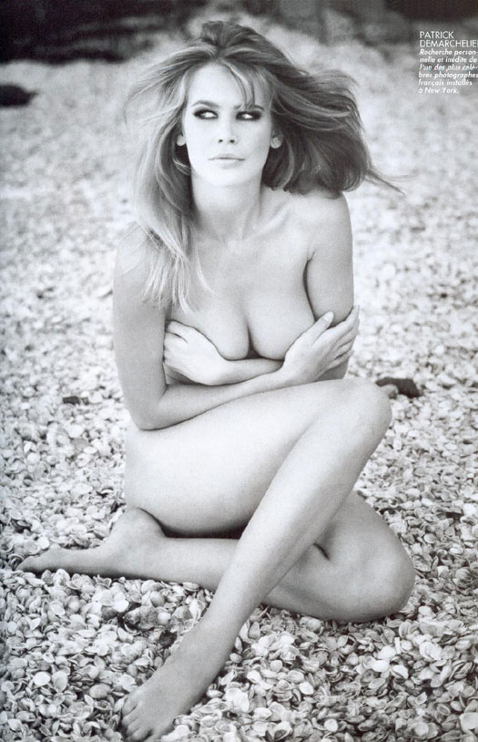 Claudia Shiffer Nude 5
