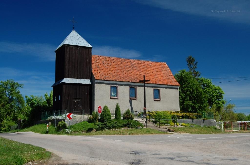 Kaplica w Tuławkach