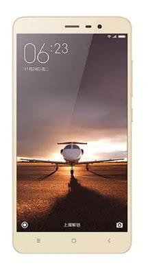 Xiaomi Redmi 3 Gold 16GB