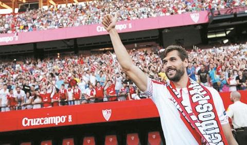 Fernaldo Llorente trở lại nơi anh từng làm nên vinh quang