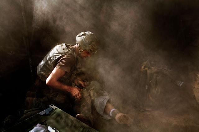 Στρατιώτης σκότωσε 3 συναδέλφους του! Το έσκασε κλέβοντας πολυβόλο