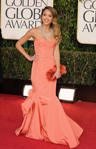 Golden Globe Red carpet 2013