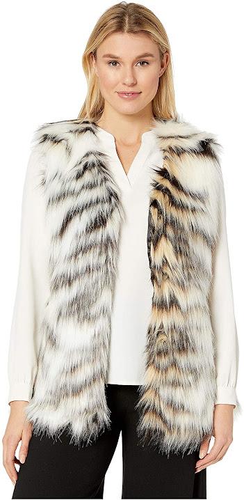 Good Quality Women's Faux Fur Vest
