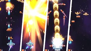 تحميل لعبة حرب طائرات جالكسي سترايك 2019 Galaxy Strike مجانا