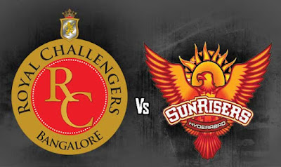 Match 4: Royal Challengers Bangalore vs Sunrisers Hyderabad Live Streaming IPL 2016