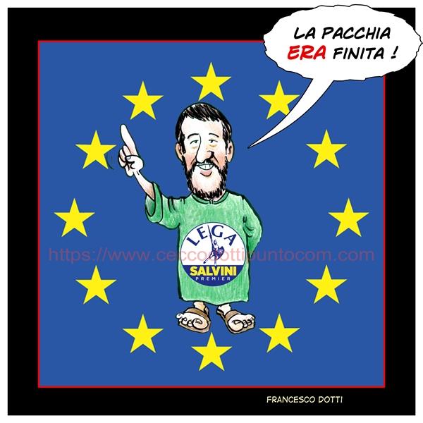 Europa accordo migranti