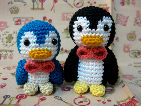 Amigurumi Sweet Penguin Free Pattern – Amigurumi Free Patterns And ... | 368x490