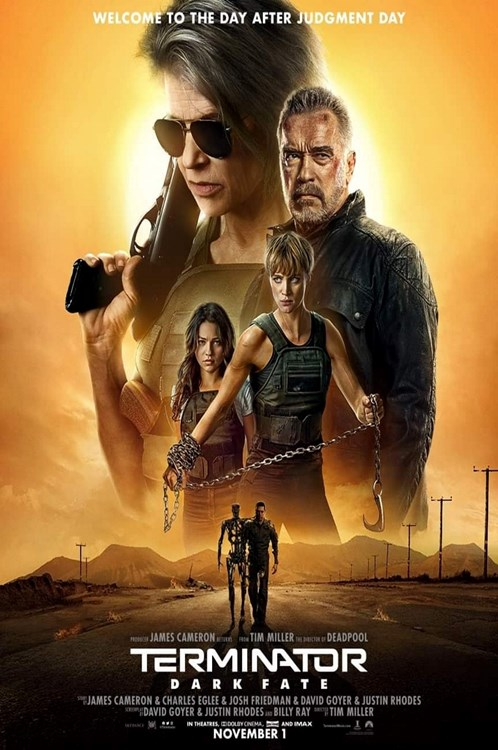 Review Filem Terminator: Dark Fate