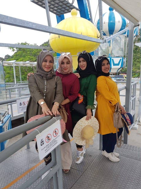 Tour ke Hua Hin dan Bangkok, Bersama Private Tour Guide Riana di Thailand