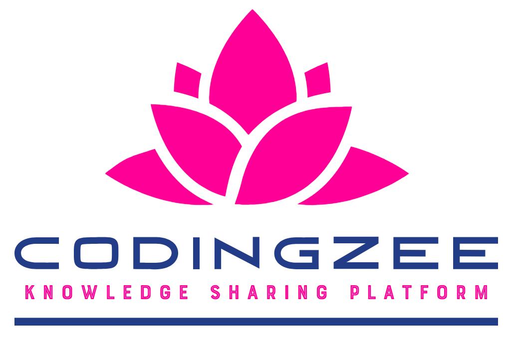 Codingzee - Knowledge Sharing Platform