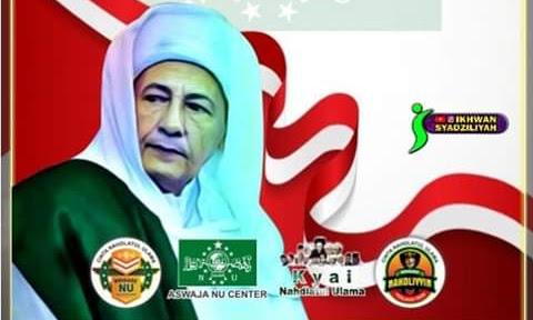 Al Habib Luthfi bin Yahya Resmi di Lantik Sebagai Dewan Pertimbangan Presiden