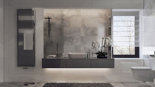 Architect Design Bathroom America