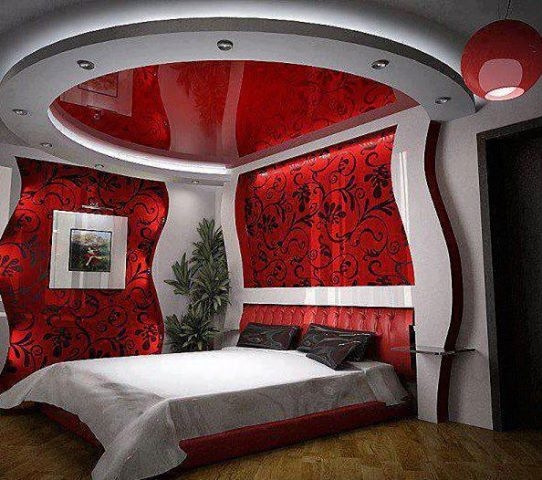 decoration platre plafond chambre a coucher - decoration platre ...