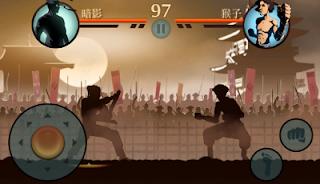 Download game shadow fight 2  v1.9.22 MOD APK (Unlimited Money+Gems) Terbaru 2016