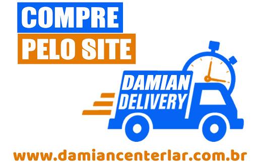 Compre no Damian sem sair de casa!