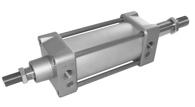 Multiple Position Cylinder, Double-Acting