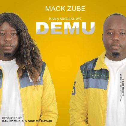Download Audio | Mack Zube - Kama ningekuwa Demu (Singeli)