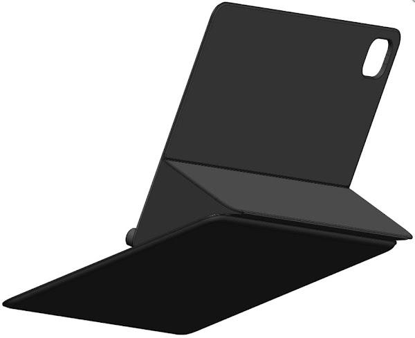 Próximos tablets da Xiaomi podem vir com Teclado Mágico