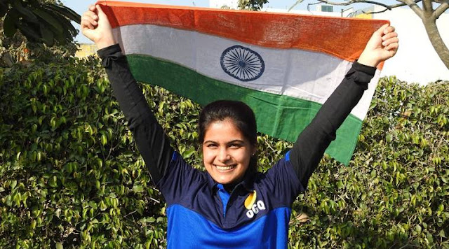 Manu bhaker wiki, photos