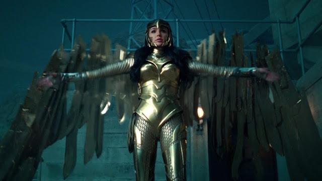 Gal Gadot como Mujer Maravilla. Imagen de HBO Max.
