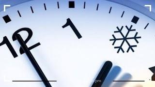 Коли в Україні переводять годинники на зимовий час