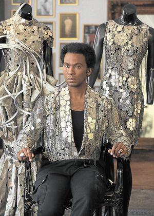 South Africa S Top Designers David Tlale Marianne Fassler Thula Sindi And Nkhensani Nkosi Showcase Eight World Heritage Sites At Indaba 2013