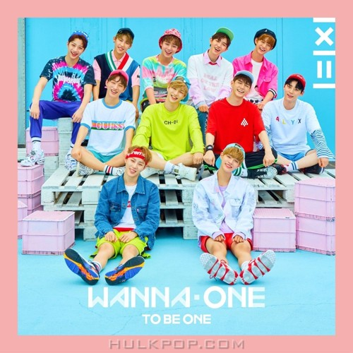 WANNA ONE – 1X1=1 (TO BE ONE) – EP (FLAC_CD + ITUNES)