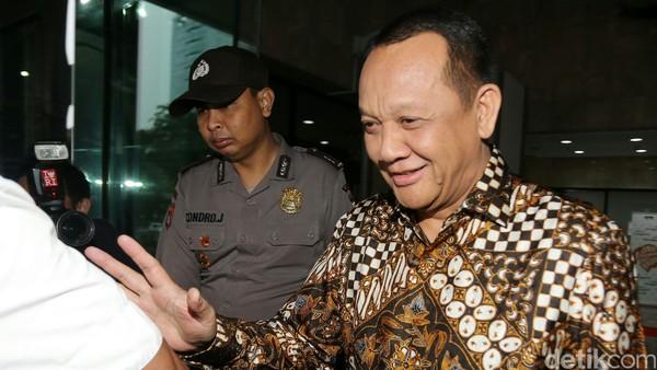 KPK Tetapkan Eks Sekretaris MA Nurhadi Jadi DPO