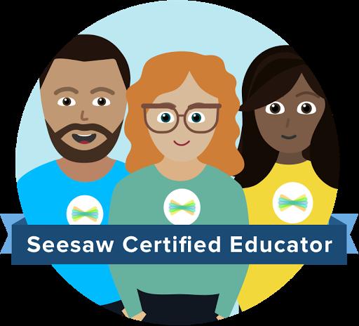 Seesaw Certified Educator