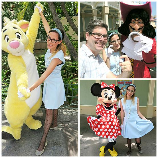 Dapper Day at Disneyland- Spring 2016