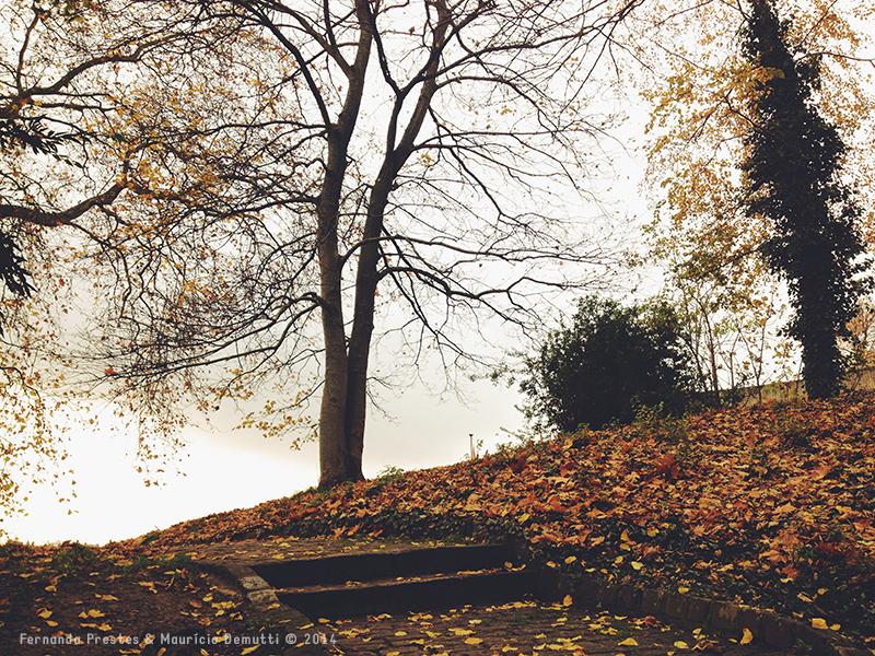 outono em luxemburgo