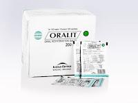 Oralit - Kegunaan, Dosis, Efek Samping